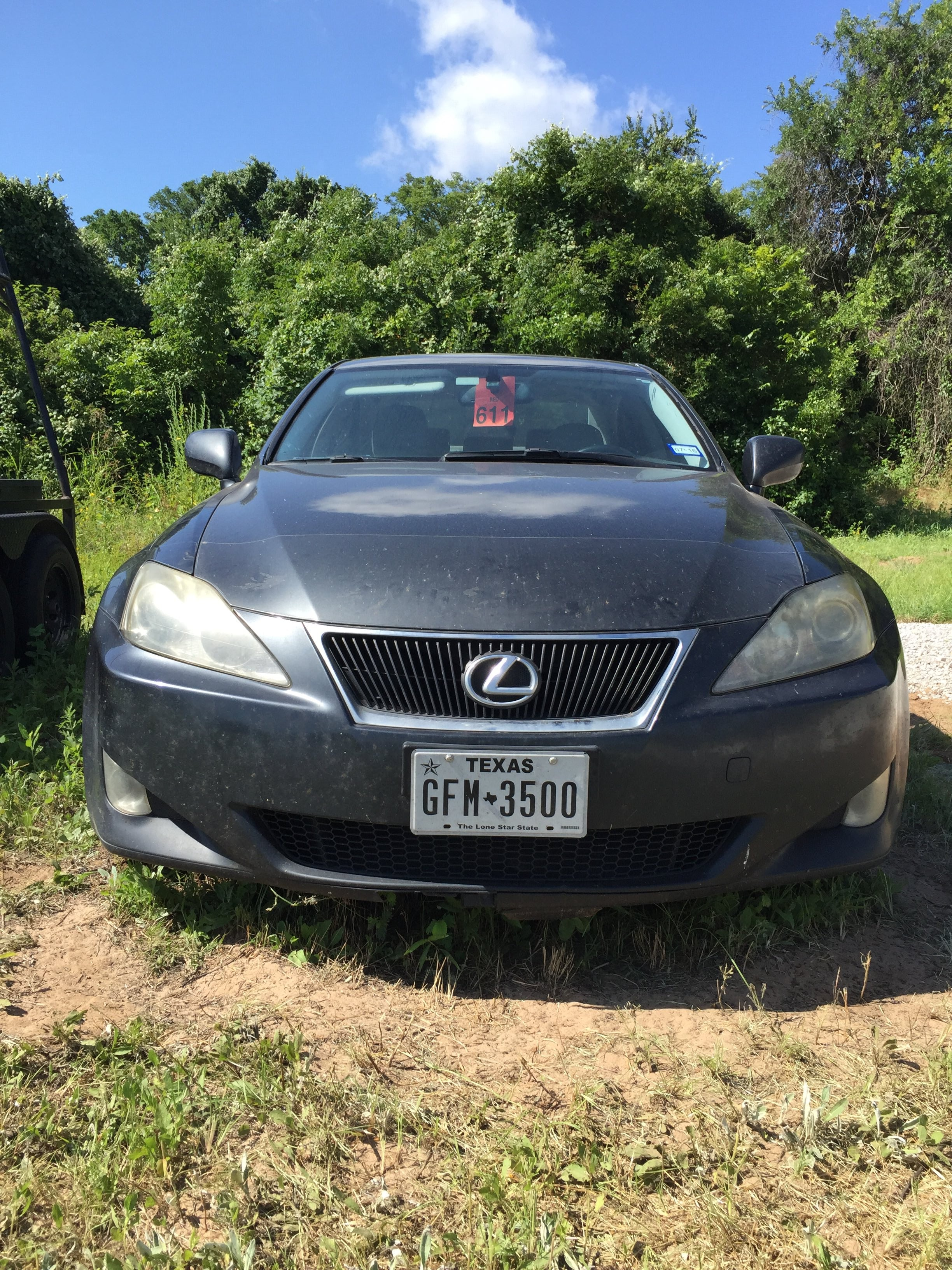 Junk 2006 Lexus IS in Azle