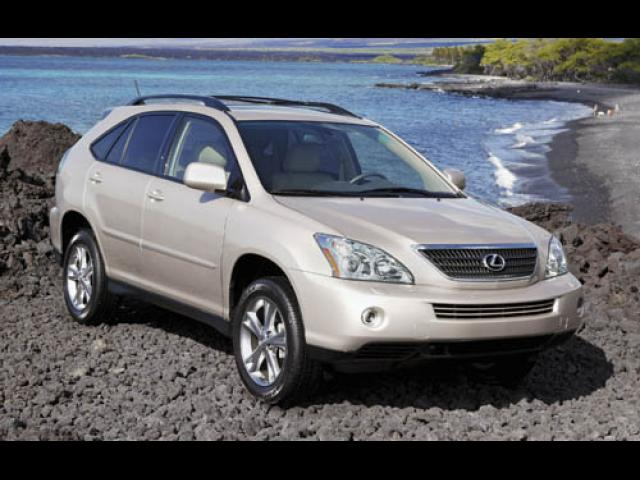 Junk 2006 Lexus RX in Southern Pines