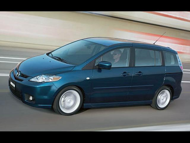 Junk 2006 Mazda 5 in Stockton