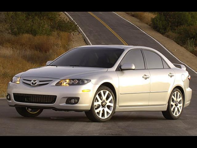 Junk 2006 Mazda 6 in Chicago