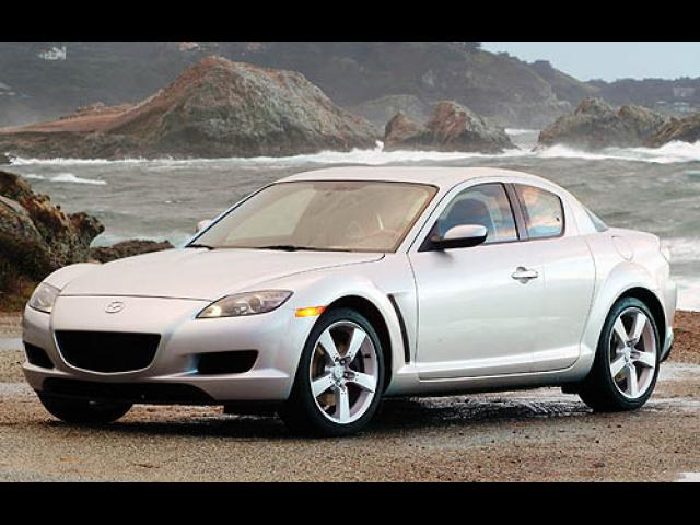 Junk 2006 Mazda RX8 in Fort Lauderdale