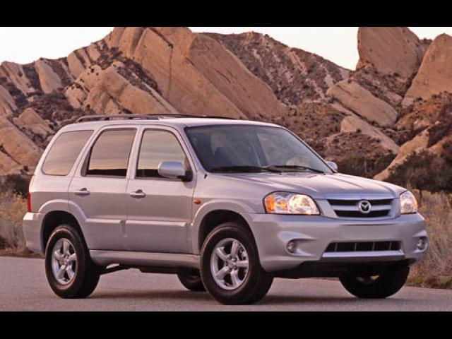 Junk 2006 Mazda Tribute in Concord
