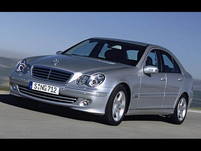 Junk 2006 Mercedes-Benz C Generation 2006 in Cross Junction