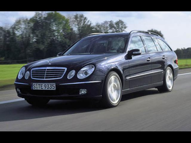 Junk 2006 Mercedes-Benz E in Dover