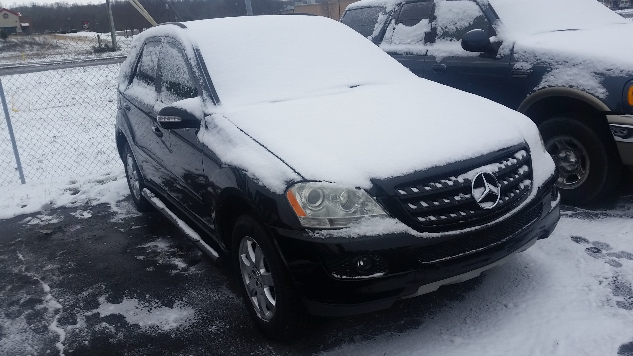 Junk 2006 Mercedes-Benz ML in Kingsport