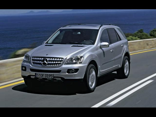 Junk 2006 Mercedes-Benz ML in Wyandanch