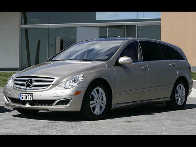 Junk 2006 Mercedes-Benz R in Southfield