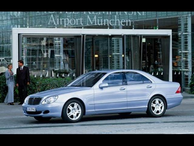 Junk 2006 Mercedes-Benz S in Wilmington