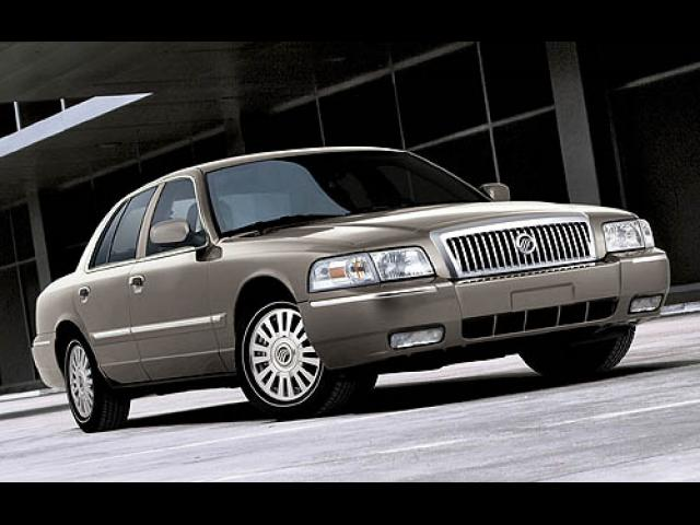 Junk 2006 Mercury Grand Marquis in Lewiston