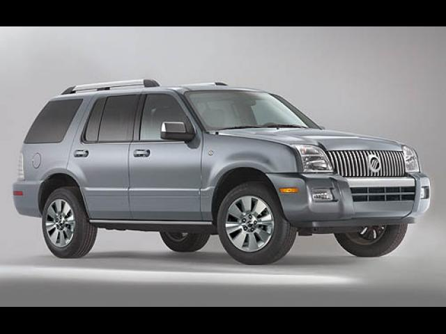 Junk 2006 Mercury Mountaineer in Saline