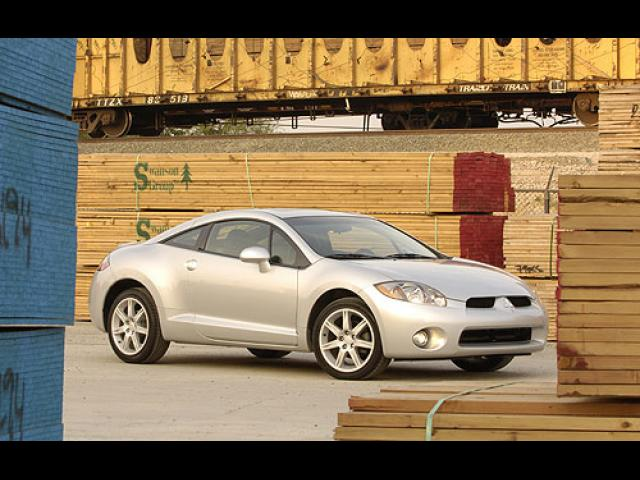 Junk 2006 Mitsubishi Eclipse in New Orleans