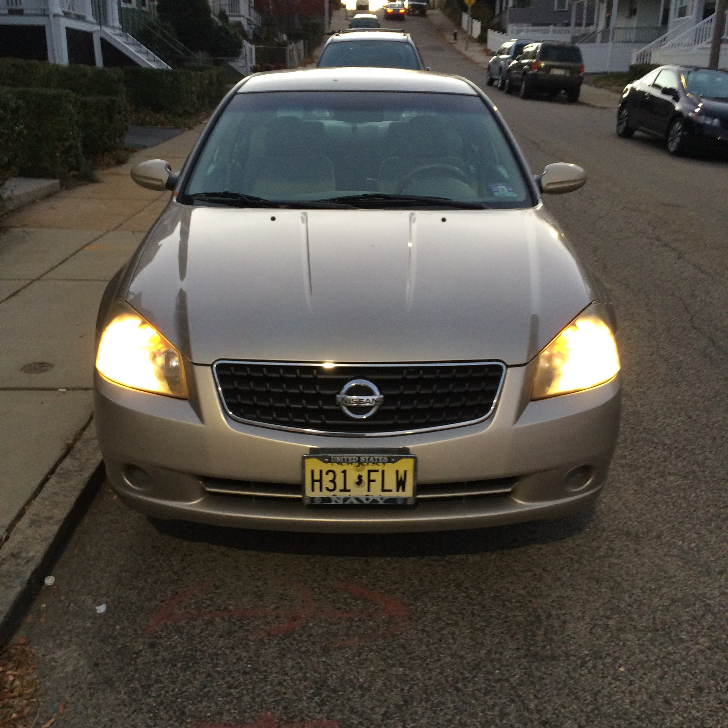 Junk 2006 Nissan Altima in Brighton
