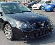 Junk 2006 Nissan Altima in Fort Myers