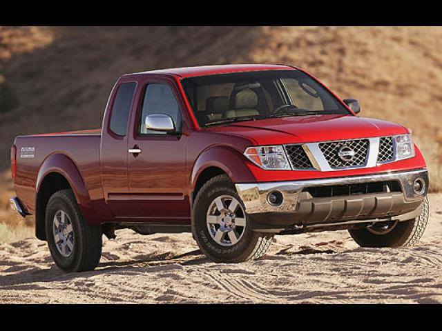 Junk 2006 Nissan Frontier in High Point
