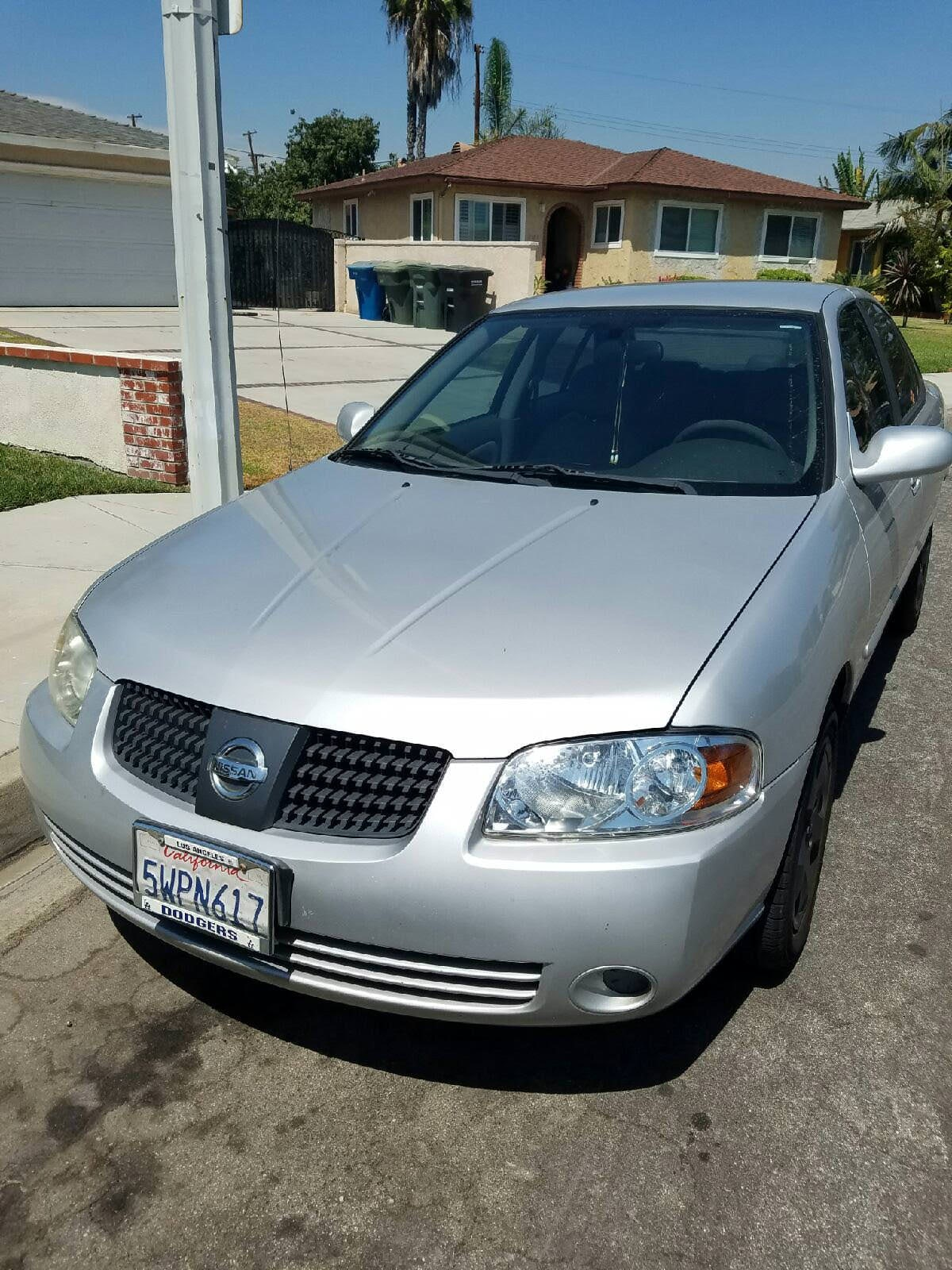 Junk 2006 Nissan Sentra in Norwalk