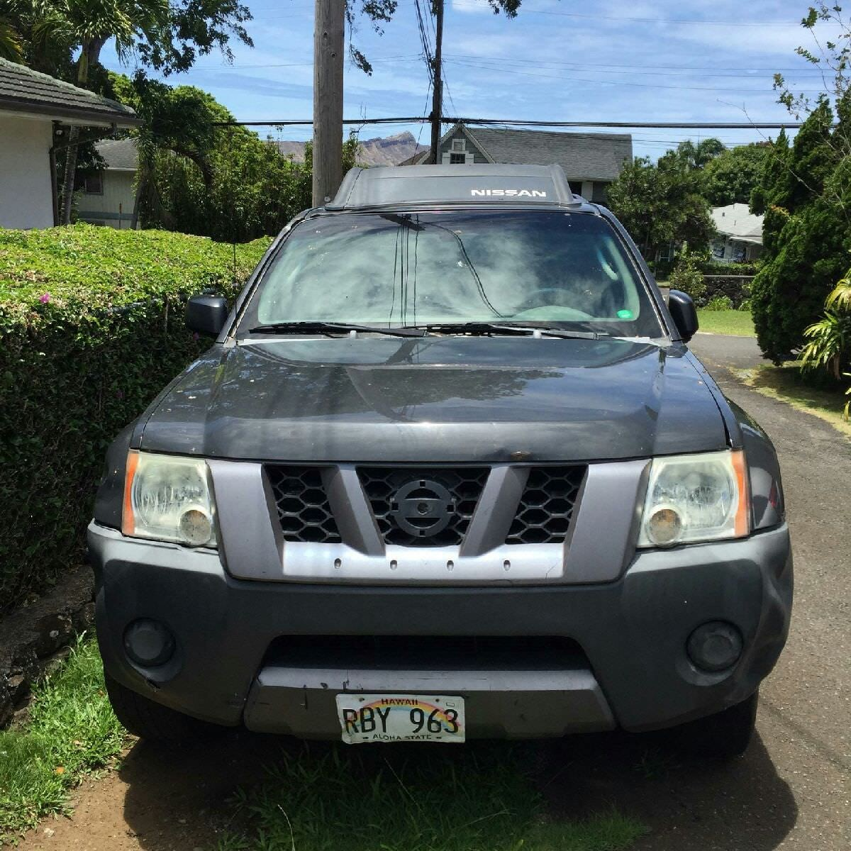 Junk 2006 Nissan Xterra in Honolulu