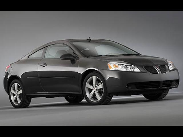 Junk 2006 Pontiac G6 in Castaic