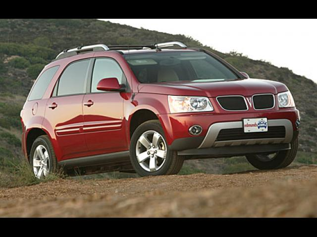 Junk 2006 Pontiac Torrent in Shenandoah Junction