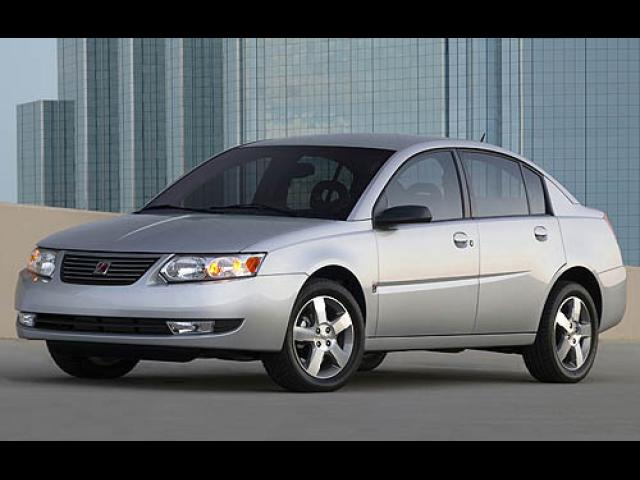 Junk 2006 Saturn Ion in Los Angeles