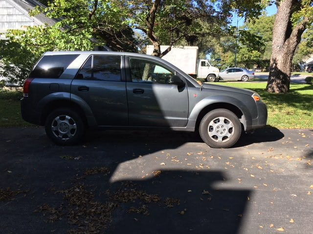 Junk 2006 Saturn Vue in Mission