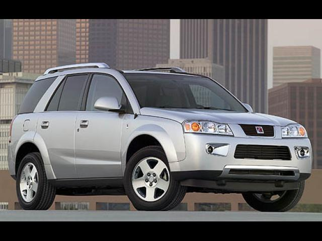 Junk 2006 Saturn Vue in New Buffalo