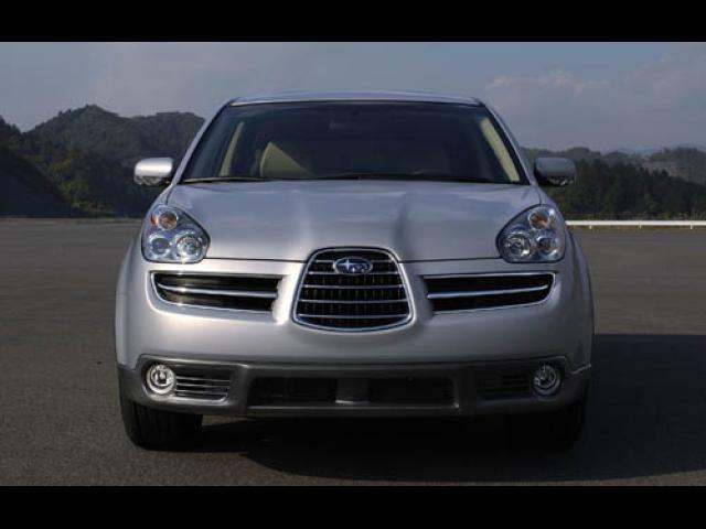 Junk 2006 Subaru B9 Tribeca in North Hampton