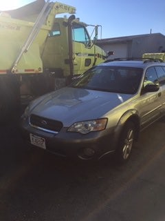 Junk 2006 Subaru Legacy in Lexington