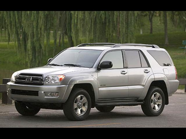 Junk 2006 Toyota 4Runner in Woodstock