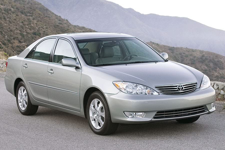 Junk 2006 Toyota Camry in Denison