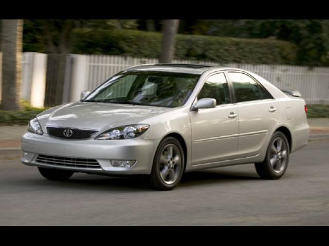 Junk 2006 Toyota Camry in Folsom