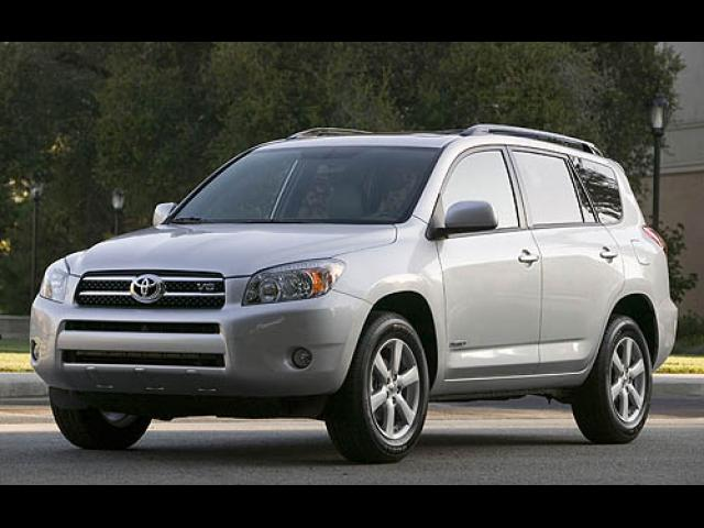 Junk 2006 Toyota Rav4 in Stockton