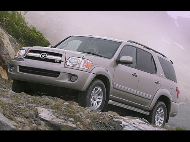 Junk 2006 Toyota Sequoia in Pompano Beach
