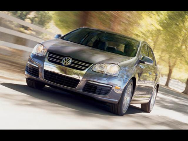 Junk 2006 Volkswagen Jetta in Whittier