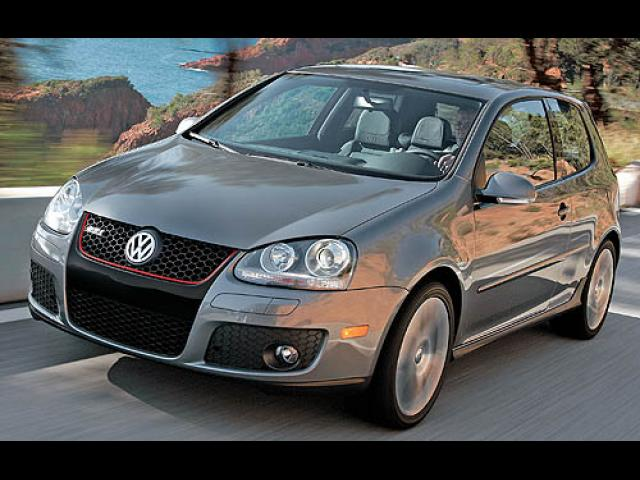 Junk 2006 Volkswagen New GTI in Seattle