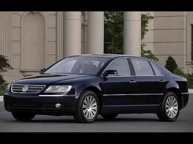 Junk 2006 Volkswagen Phaeton in Fair Oaks