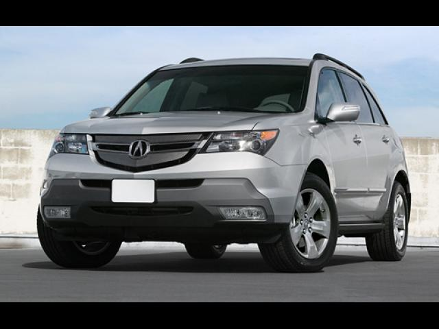 Junk 2007 Acura MDX in Jersey City