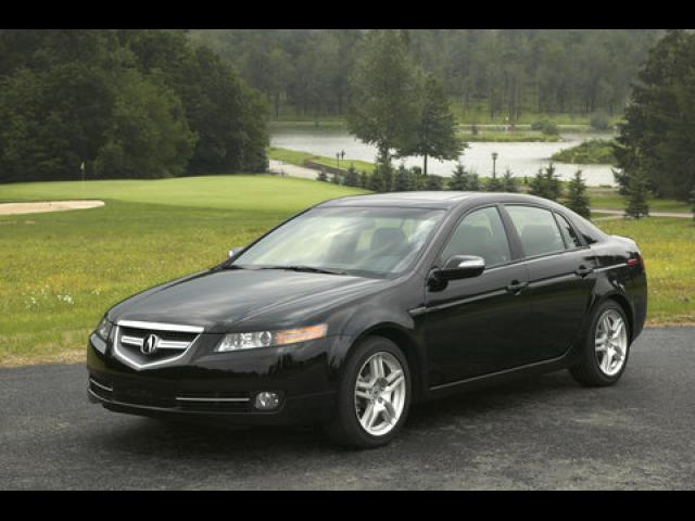 Junk 2007 Acura TL in Wooster