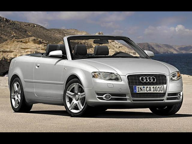 Junk 2007 Audi A4 in Somerset