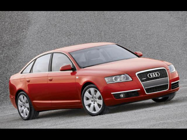 Junk 2007 Audi A6 in Campbell