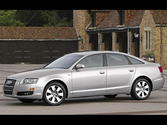 Junk 2007 Audi A6 in Wappingers Falls