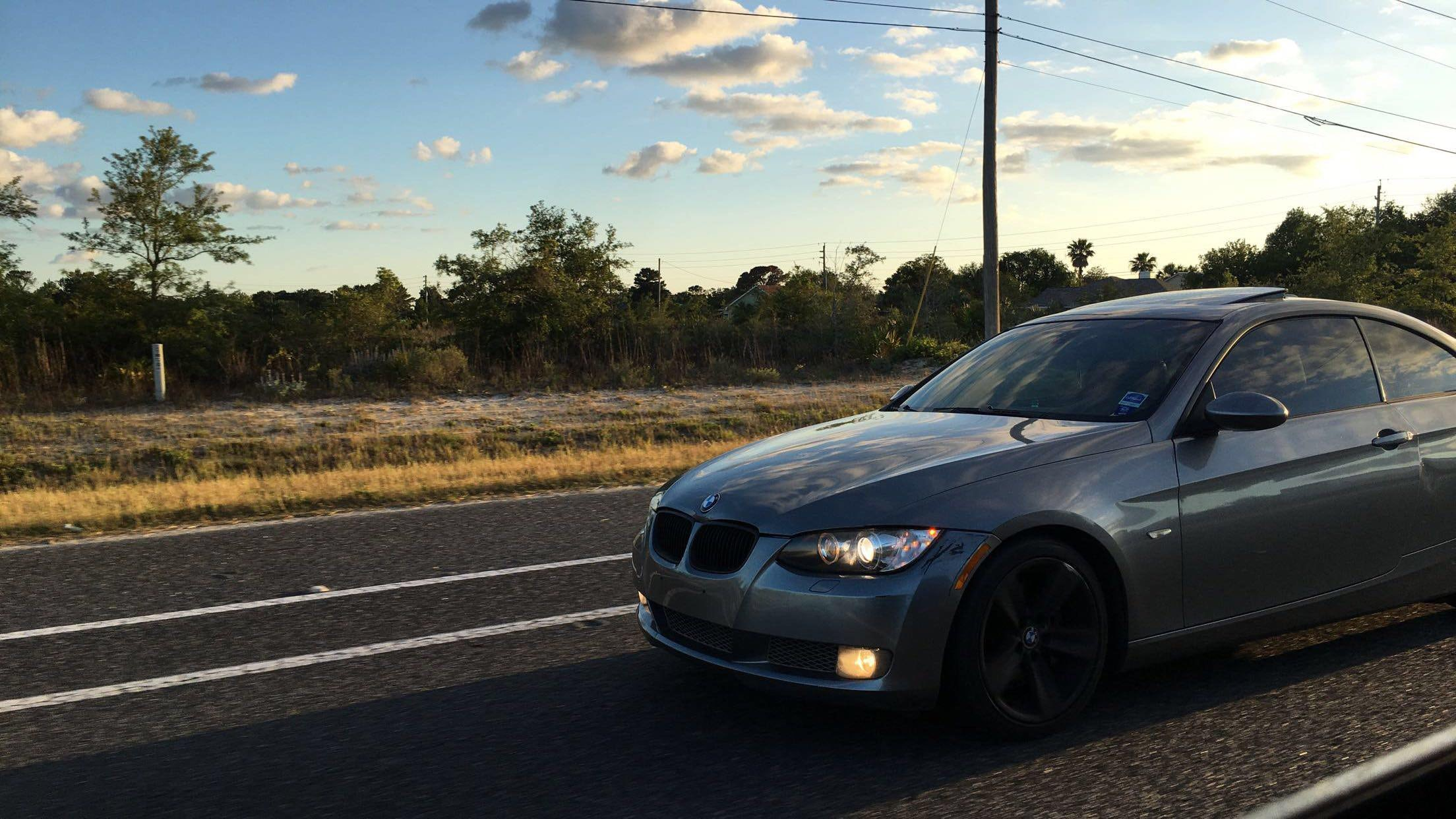 Junk 2007 BMW 335 in Tallahassee