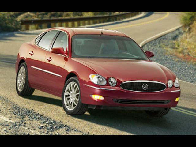 Junk 2007 Buick LaCrosse in Pittsburg