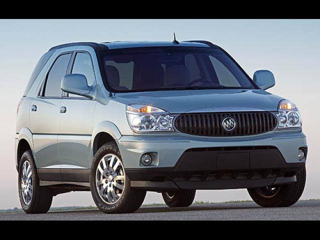 Junk 2007 Buick Rendezvous in Holbrook