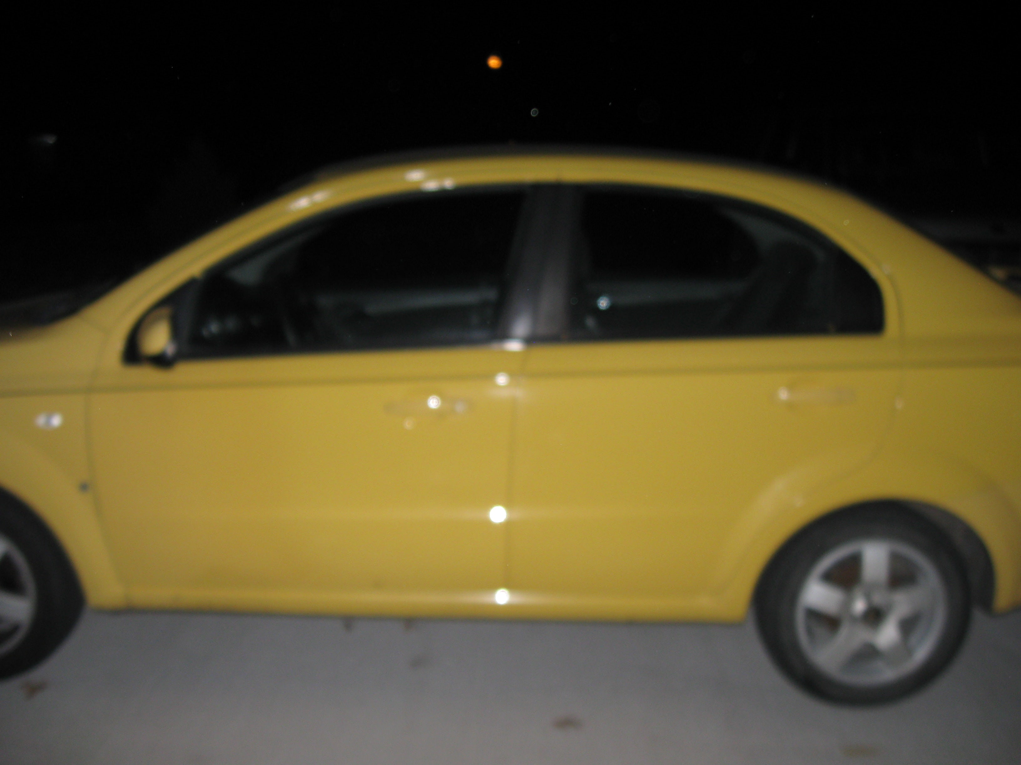 Junk 2007 Chevrolet Aveo in Pleasant Hill