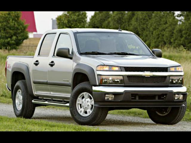 Junk 2007 Chevrolet Colorado in Federal Way