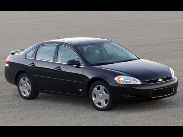 Junk 2007 Chevrolet Impala in Larchmont