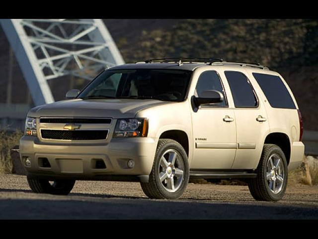 Junk 2007 Chevrolet Tahoe in North Aurora