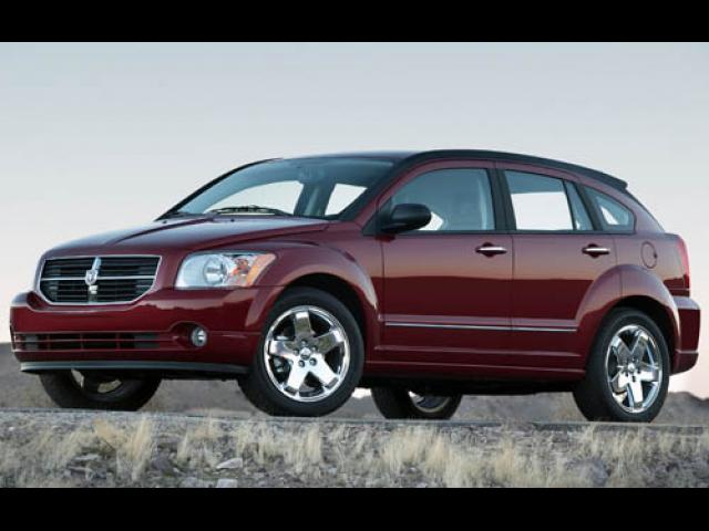 Junk 2007 Dodge Caliber in West Valley City