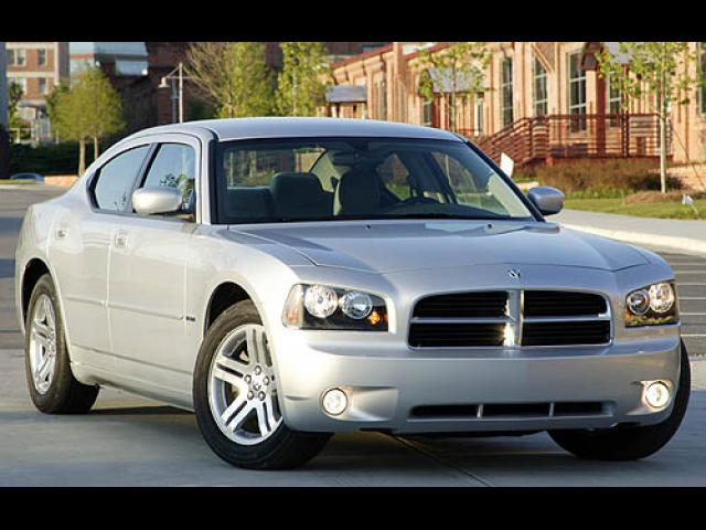 Junk 2007 Dodge Charger in Aliso Viejo