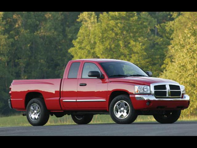 Junk 2007 Dodge Dakota in Danvers
